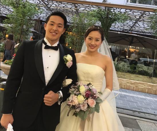 瀬戸大也_結婚式